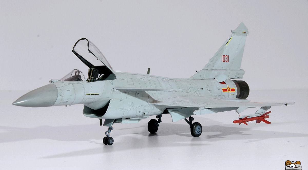 Model of Chinese J-10B Vigorous Dragon | Global Military Review