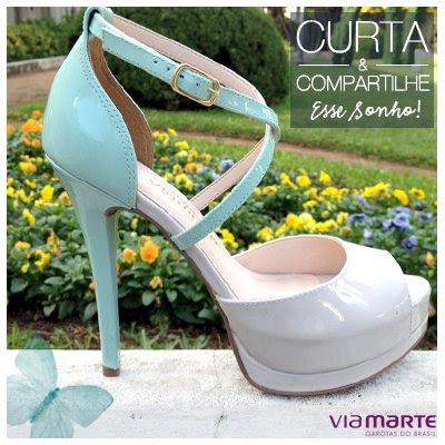 COLEÇÃO VIA MARTE PRIMAVERA / VERÃO 2013