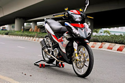 Modifikasi Jupiter mx King Modifikasi Yamaha Jupiter mx