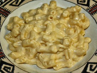 macaroni and cheese that even paula deen would envy.