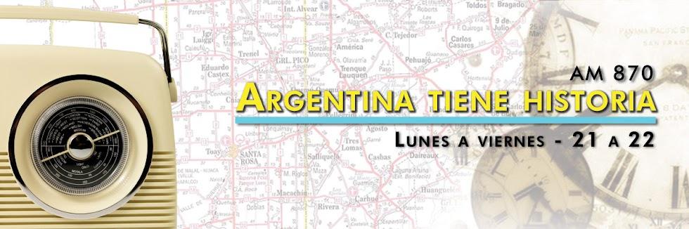 Argentina tiene historia