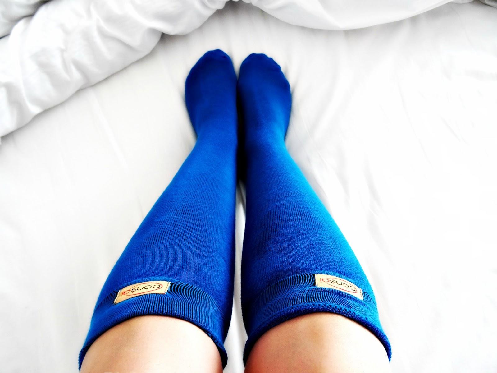 Bonsai Socks review