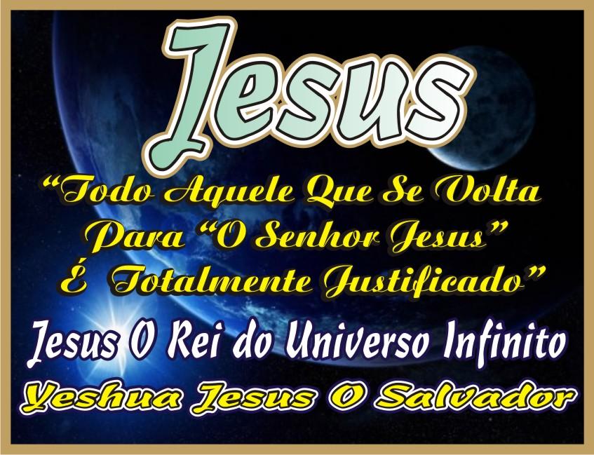 Só Jesus Pode Justificar Alguém