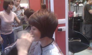 kiểu tóc bob 2012 - 2013