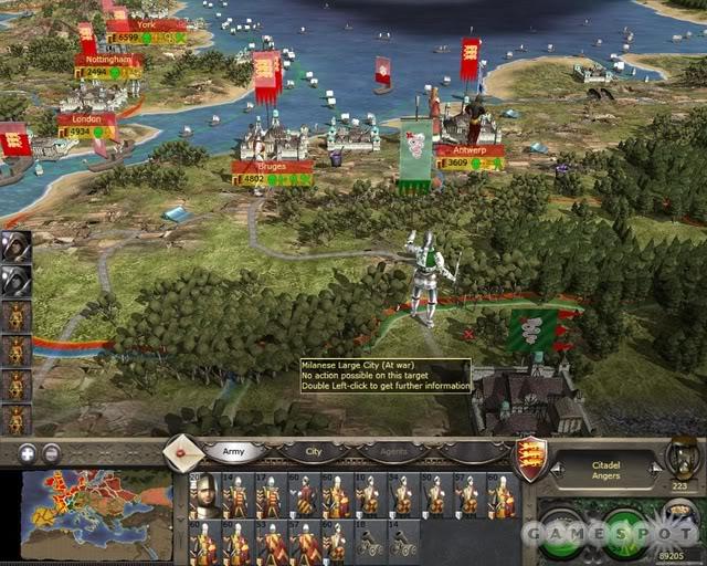 Видео и скриншоты к игре Medieval 2: Total War.