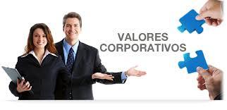 desarrollo de los valores corporativos