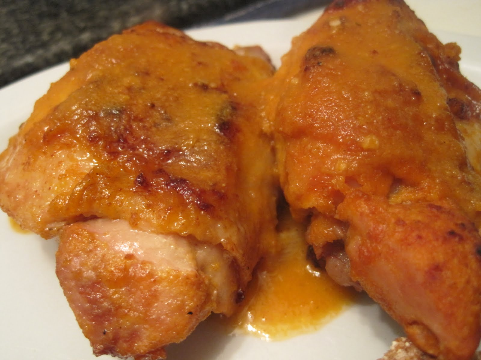 how to cook chicken thighs in crock pot