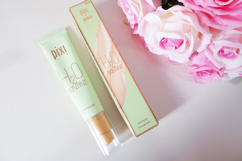 PIXI beauty, PIXI products, PIXI reviews, PIXI at look fantastic, skincare, skincare reviews, beauty blog, beauty blogger, bbloggers, beauty, natural, natural make up, pixi skincare,tinted moisturiser review, tinted face gel, pixi h20 skintint 02 nude review, pixi skintint, lauras all made up