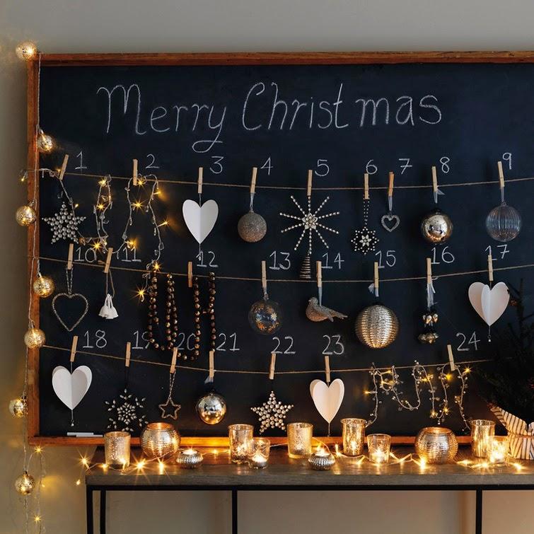 decoracin de navidad lowcost