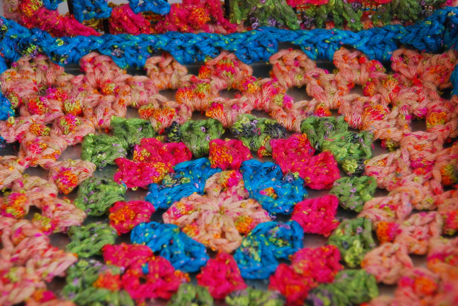 image of granny square