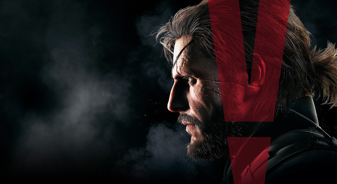 Metal Gear Solid V: The Phantom Pain PC release date is confirmed