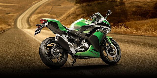 foto Kawasaki ninja 300