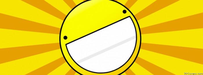 cara sonriente, carita feliz, portada de facebook