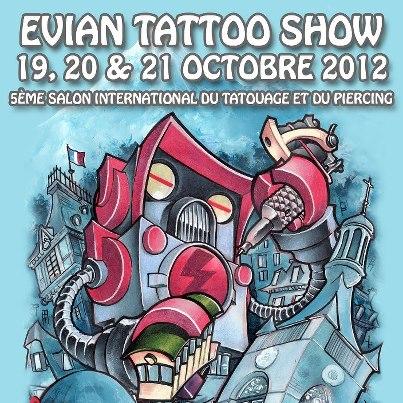convention tatouage evian - Convention internationale de tatouage et de piercing d