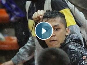 Thumbnail image for (Video & Gambar) Penonton MalaysiaMengamuk Pukul Penonton Vietnam