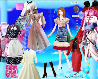 Fashion Dress Up Games