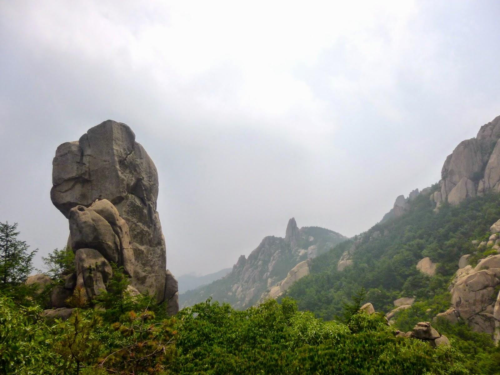 Mount Lao (Laoshan) Jufeng Scenic Area - That's Qingdao
