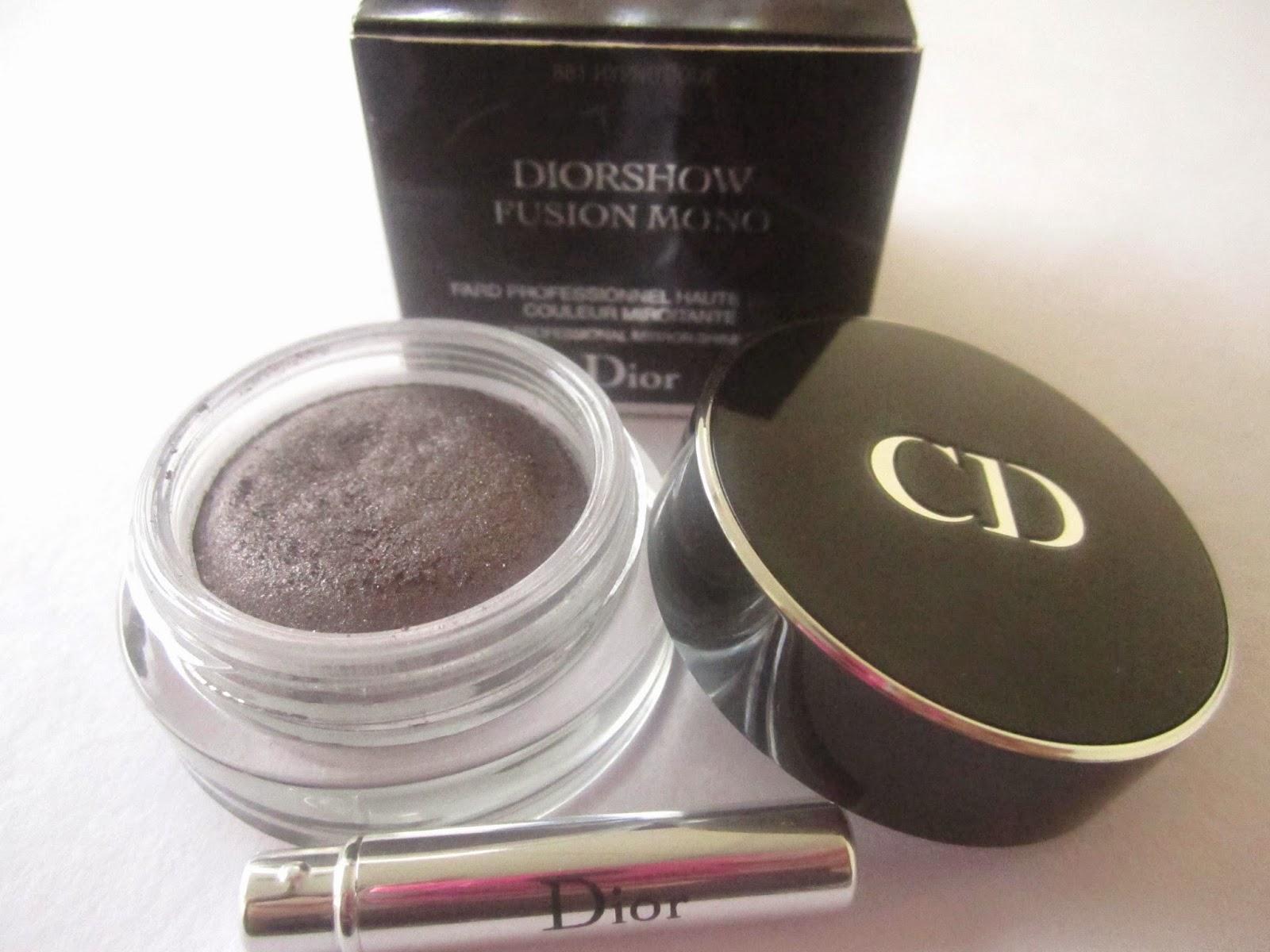 Diorshow Fusion Mono Eyeshadows in Hypnotique