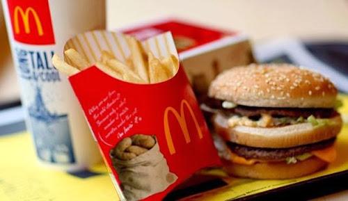 Mcdonald-s aconselha funcionários a não consumirem fast-food