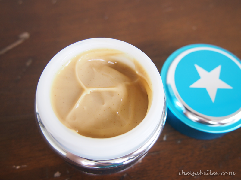 Coconut scented GlamGlow Thirstymud