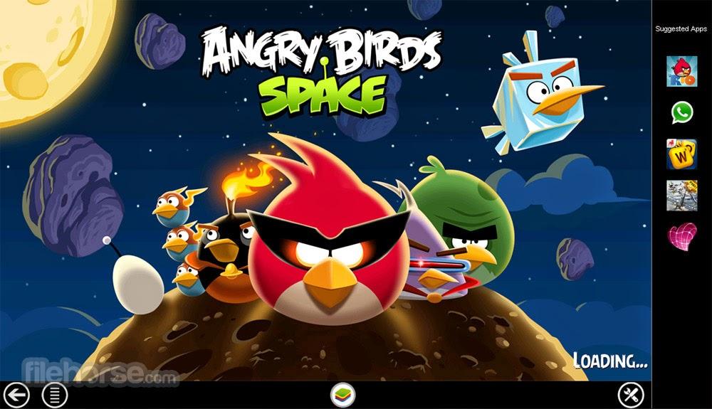 برنامج مجاني لتشغيل جميع ألعاب وتطبيقات أندرويد علي الكمبيوتر BlueStacks 0.8.4.3036