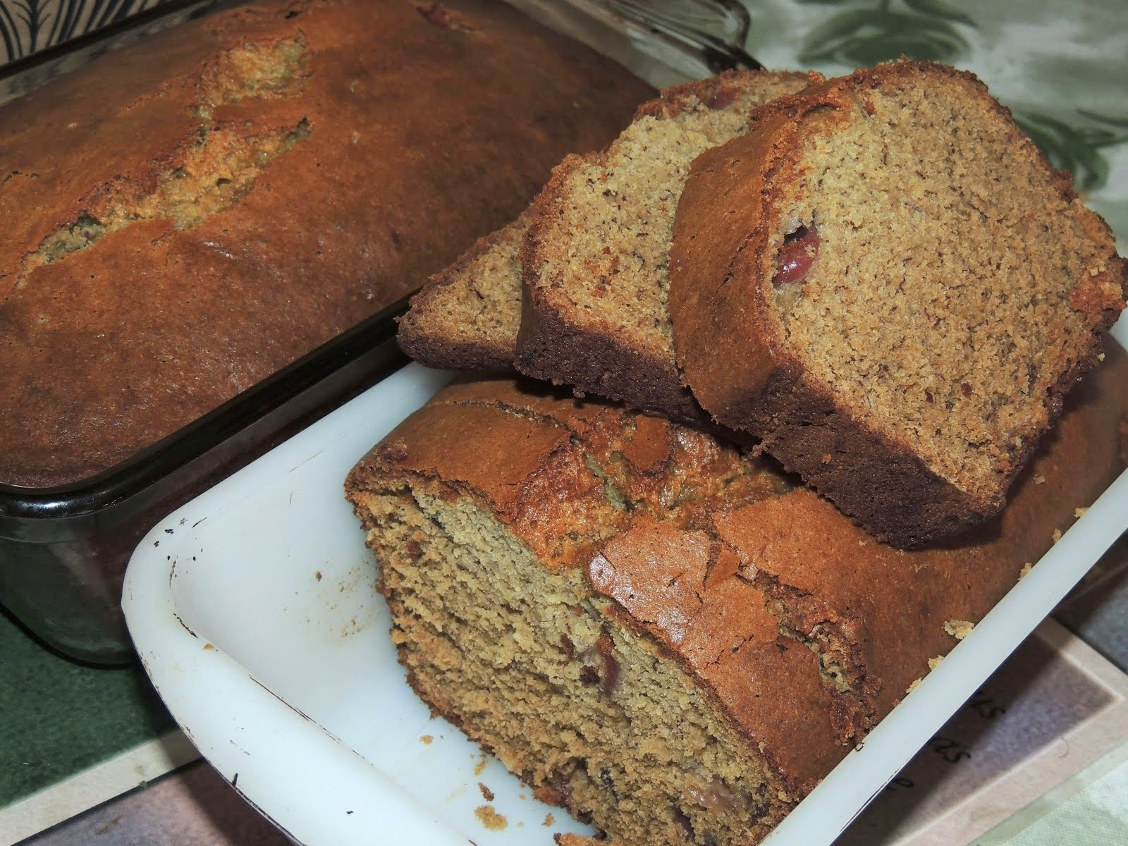 Cherry Nut Bread like Bob Evans
