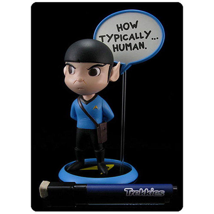 Star Trek Trekkies Spock Q-Pop Vinyl Figure Review By Justin Woodie