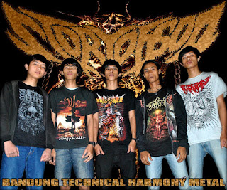 Story Of God Band Technical Harmony Death Metal Bandung