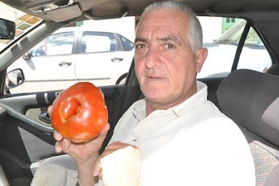 Edgardo Piraña Di Palma Chacabuco tomate de 1kg