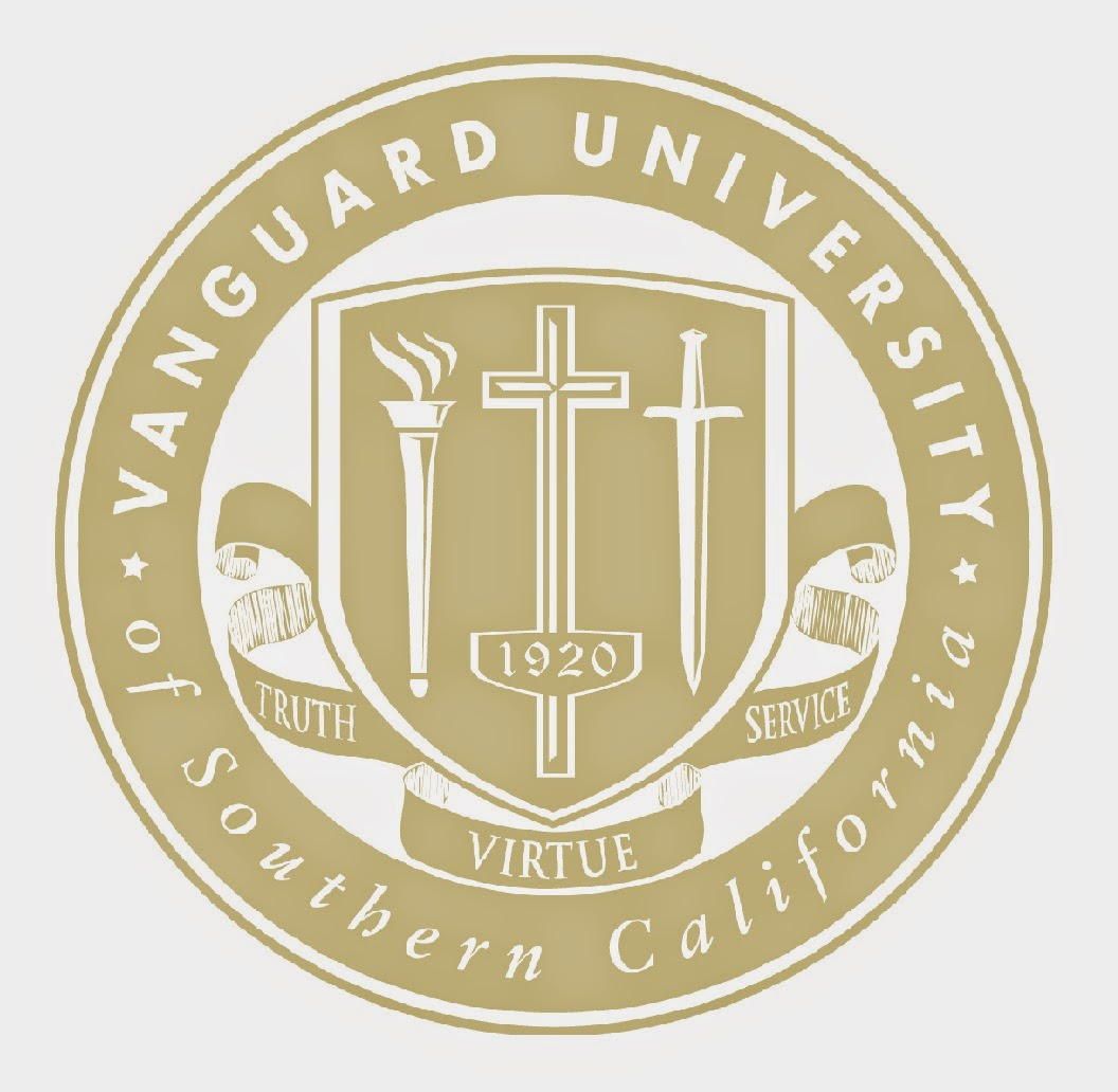 Vanguard University of Vanguard University Logo