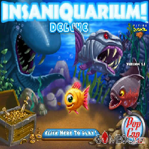 Game Insaniquarium Deluxe