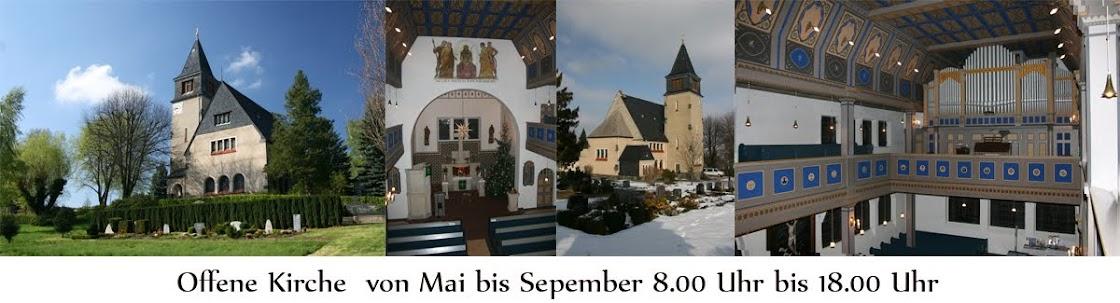 Fotos Offene Kirche