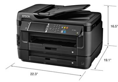 Epson WorkForce WF-7620