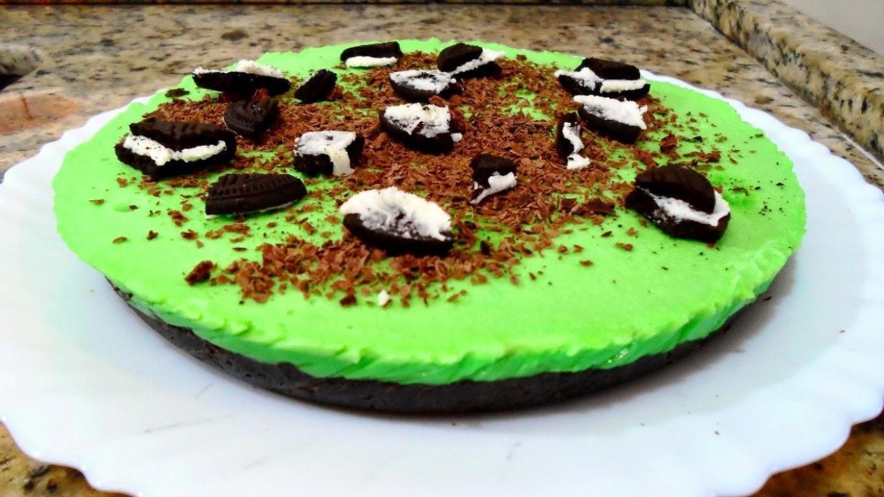 Torta Grasshopper