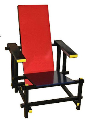 Pieza de mobiliario de concepción Moderna