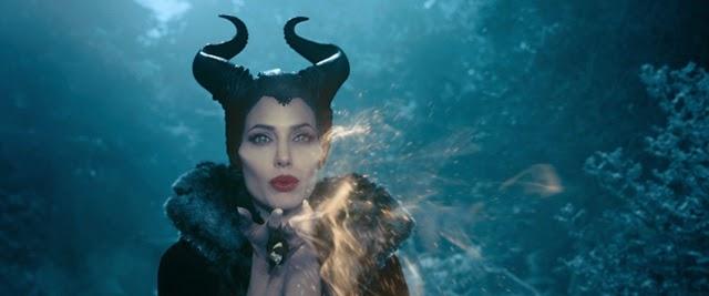 Filme Malévola Angelina Jolie Curiosidade de gravação Bastidores
