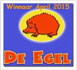 4 mei 2015 Winnaar bij de Egel