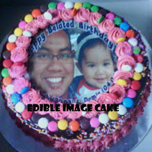 Edible Cakes 7""
