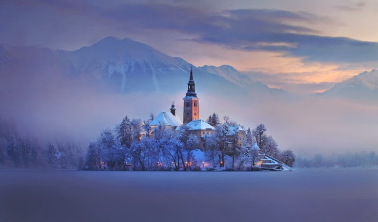 Lake Bled A Picturesque Alpine Retreat In Slovenia