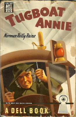 TugBoat Annie Front Cover