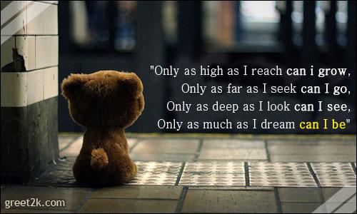 dream quotes romantics 77