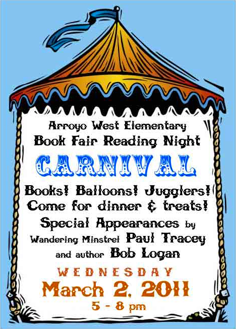school carnival flyer template the reading night carnival will be held
