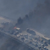 #NorthFire: Destructive wildfire sweeps across California freeway