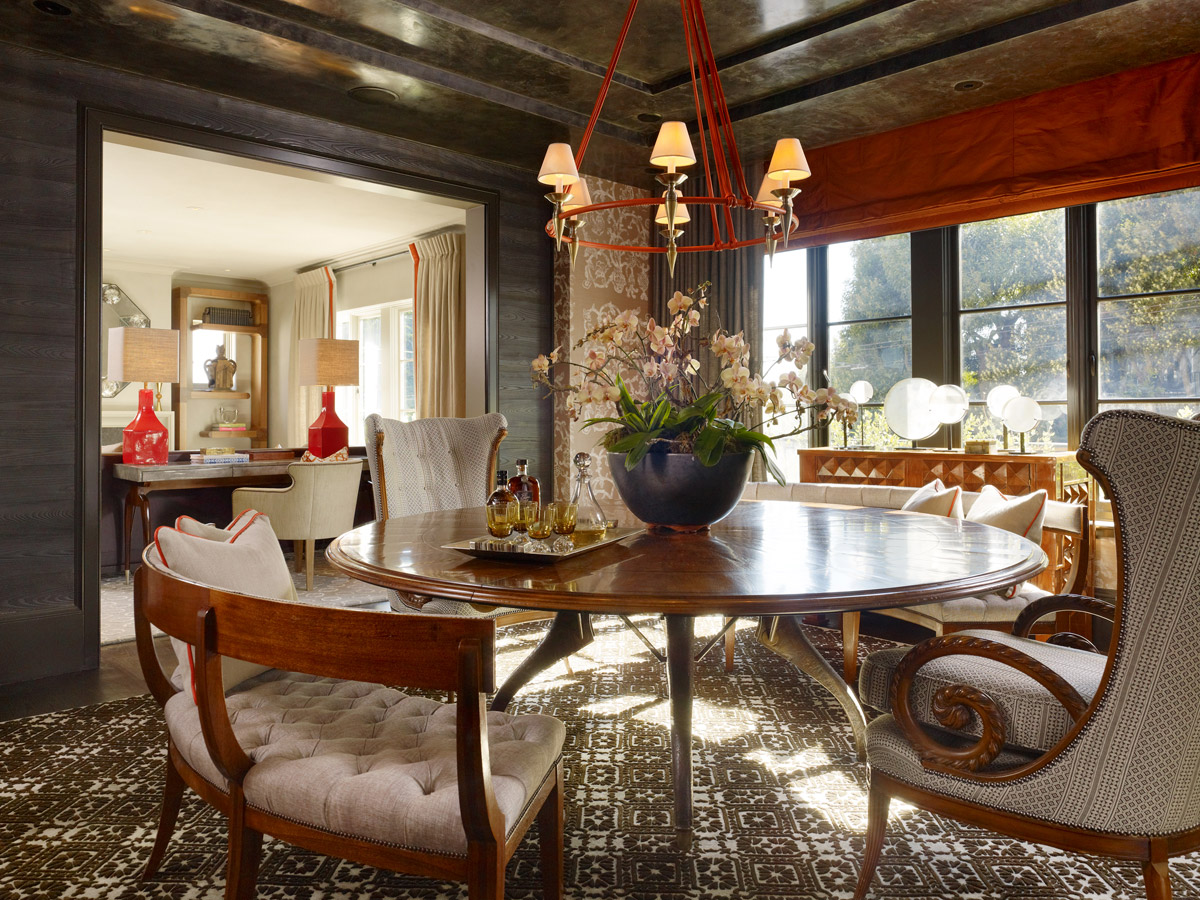 gather round dazzling dining rooms
