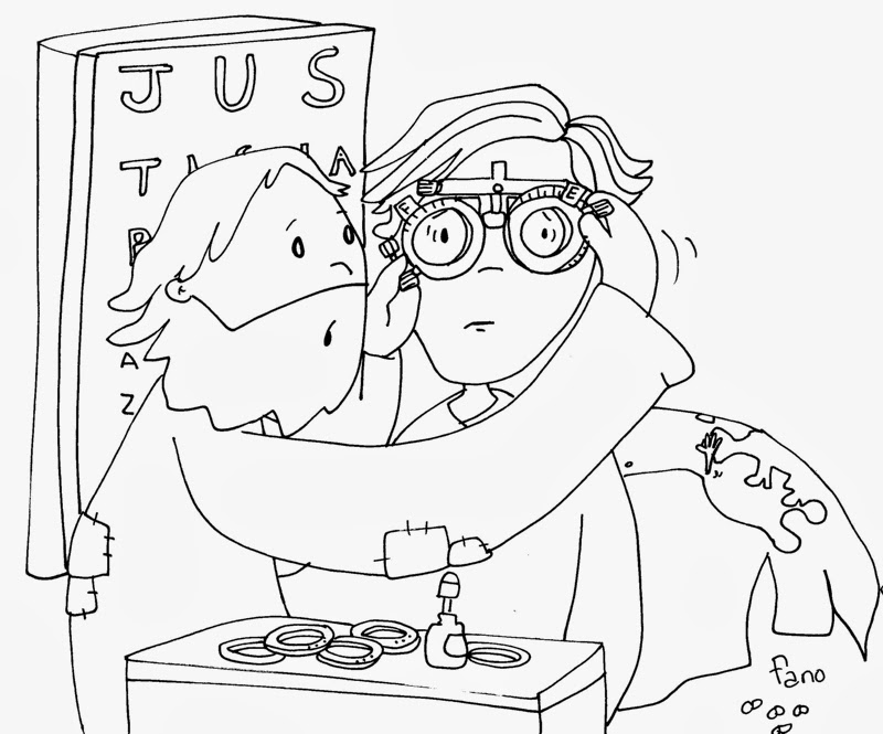 La Catequesis (El blog de Sandra): Nuevo Dibujo de Fano para ...