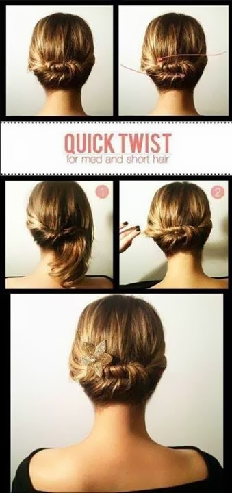 Ladies Hair Styles Tutorials...