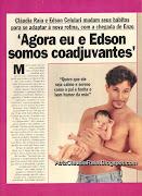 Fonte: Blog Atriz Claudia Raia. Marcadores: Filhos, Revistas