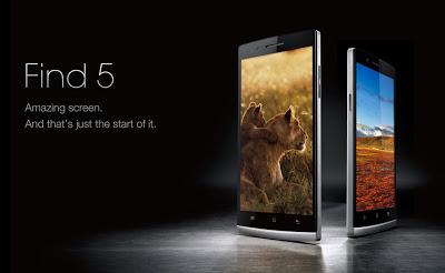 oppo find 5 review dan harga oppo find 5 adalah ponsel terbaru jagoan