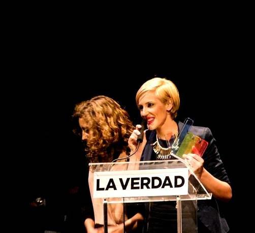 Concertmile ganador de los premios Web Alicante laverdad.es categoría Ocio/servicios 2014