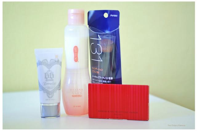 bb cream, shiseido, roht, бб крем, матирующие салфетки, кисть для основы, увлажняющий лосьен для лица